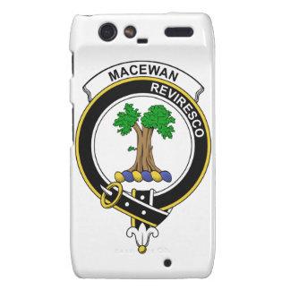 Insignia del clan de MacEwan Droid RAZR Funda