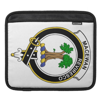Insignia del clan de MacEwan Funda Para iPads