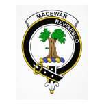 Insignia del clan de MacEwan Comunicado Personalizado