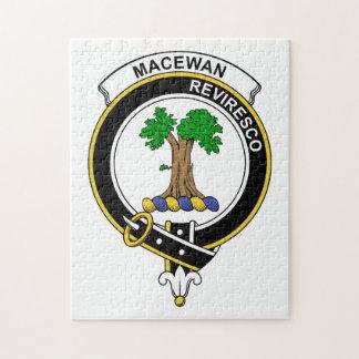 Insignia del clan de MacEwan Rompecabezas Con Fotos
