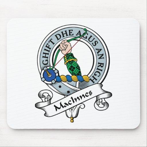 Insignia del clan de MacInnes Alfombrilla De Raton