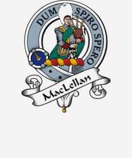 Insignia del clan de MacLellan Playera