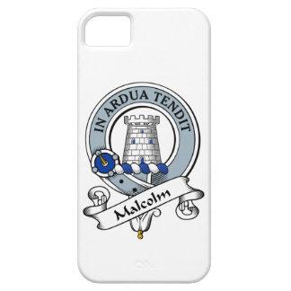 Insignia del clan de Malcolm (MacCullum) iPhone 5 Funda
