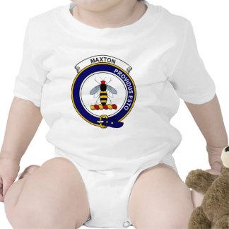 Insignia del clan de Maxton Trajes De Bebé