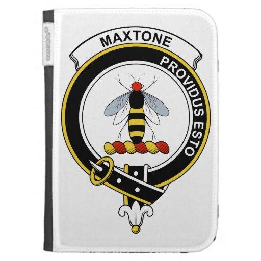 Insignia del clan de Maxtone
