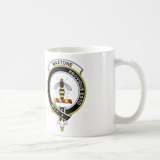 Insignia del clan de Maxtone Tazas De Café