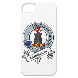 Insignia del clan de Middleton iPhone 5 Case-Mate Cárcasa