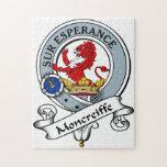 Insignia del clan de Moncreiffe Rompecabezas Con Fotos