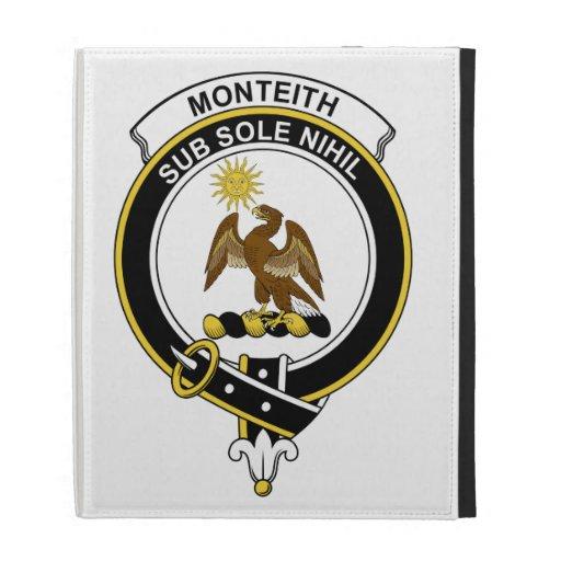 Insignia del clan de Monteith