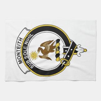 Insignia del clan de Monteith Toallas