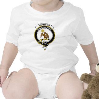 Insignia del clan de Monteith Trajes De Bebé