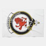 Insignia del clan de Moubray Toalla