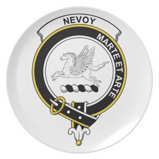 Insignia del clan de Nevoy Plato
