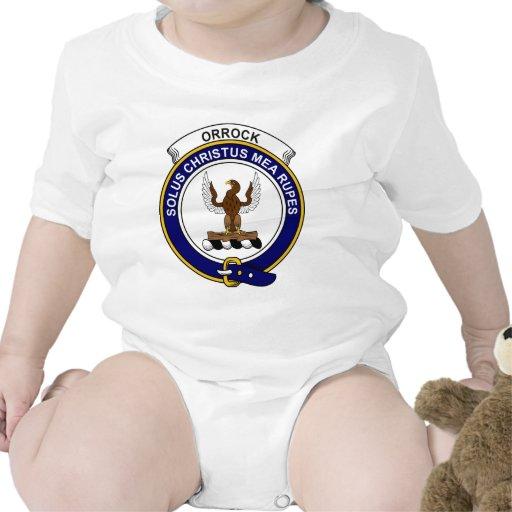 Insignia del clan de Orrock Trajes De Bebé