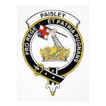 Insignia del clan de Paisley Invitaciones Personalizada