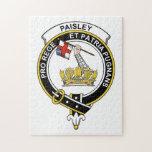 Insignia del clan de Paisley Puzzles