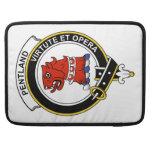 Insignia del clan de Pentland Funda Macbook Pro