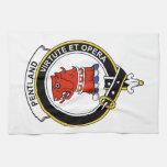 Insignia del clan de Pentland Toalla De Mano