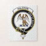 Insignia del clan de Ralston Rompecabezas