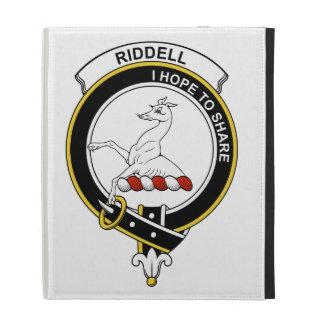 Insignia del clan de Riddell