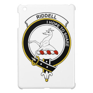 Insignia del clan de Riddell iPad Mini Protector