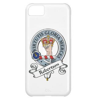 Insignia del clan de Robertson Funda Para iPhone 5C