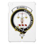 Insignia del clan de Russell iPad Mini Protector