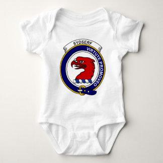Insignia del clan de Sydserf Body Para Bebé
