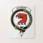Insignia del clan de Sydserf Rompecabeza