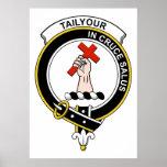 Insignia del clan de Tailyour Impresiones
