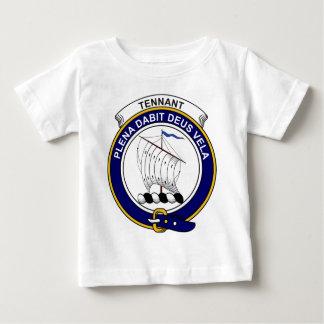 Insignia del clan de Tennant Camisas