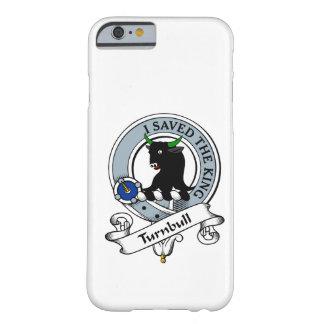 Insignia del clan de Turnbull Funda Para iPhone 6 Barely There