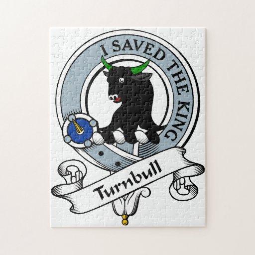 Insignia del clan de Turnbull Puzzle