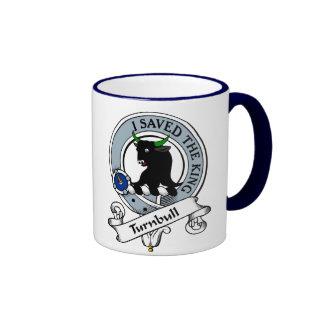 Insignia del clan de Turnbull Taza De Café