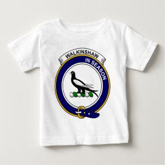 Insignia del clan de Walkinshaw Playera Para Bebé