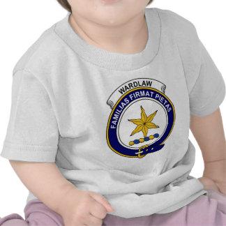 Insignia del clan de Wardlaw Camisetas