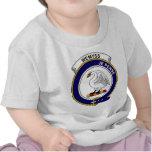 Insignia del clan de Wemyss Camisetas