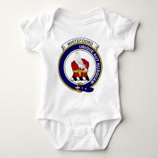 Insignia del clan de Whitefoord Body Para Bebé