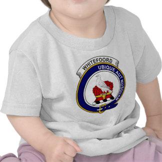 Insignia del clan de Whitefoord Camiseta