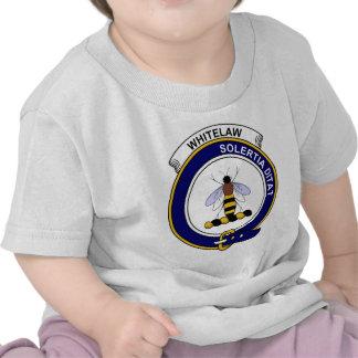 Insignia del clan de Whitelaw Camiseta