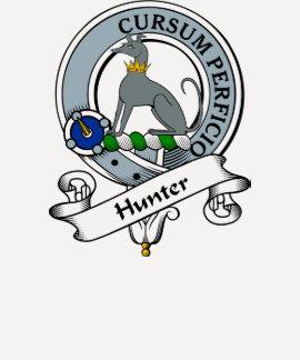 Insignia del clan del cazador remeras