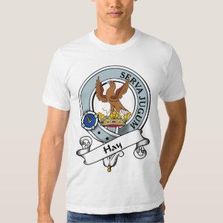Insignia del clan del heno polera
