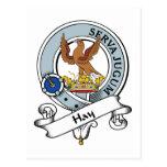 Insignia del clan del heno postal