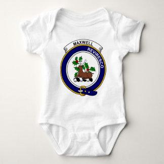 Insignia del clan del maxwell body para bebé