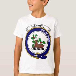 Insignia del clan del maxwell playera