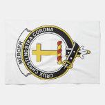 Insignia del clan del sedero toallas
