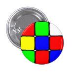 Insignia del cubo pin