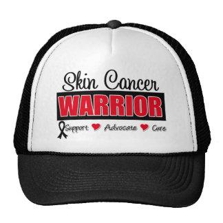 Insignia del guerrero del cáncer de piel gorras de camionero
