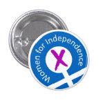 Insignia del logotipo pins