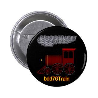 Insignia del tren bdd76Train de la donación Pin Redondo 5 Cm